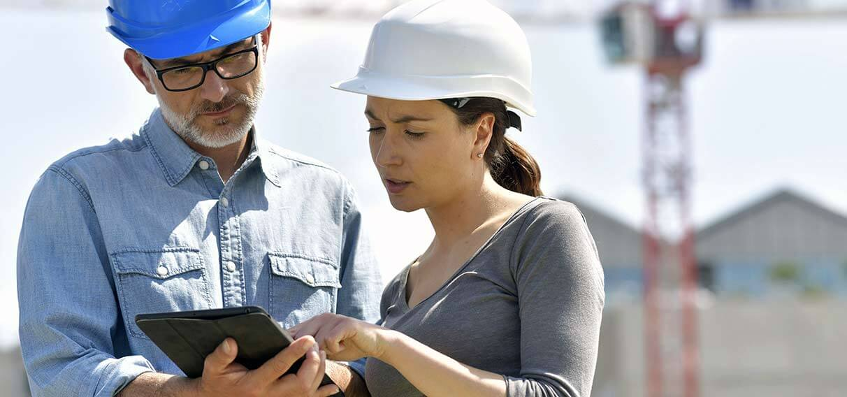 Improve Construction Safety and Productivity with Digital Transformation