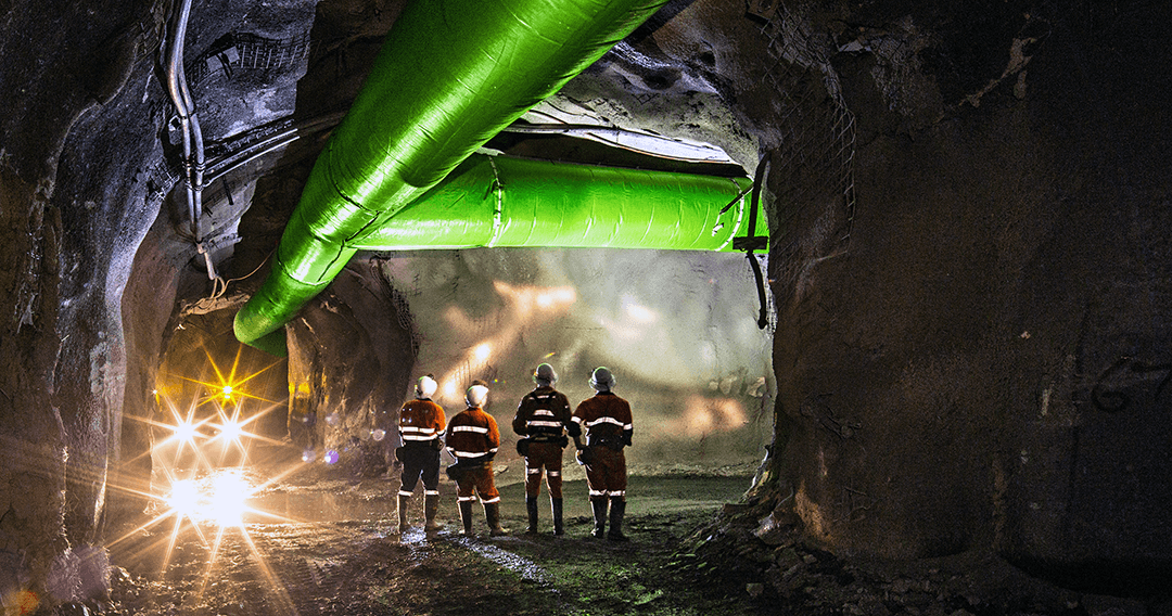 Increase Worker Safety in the Mining Industry