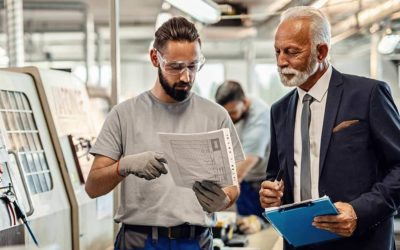 How Paperless Manufacturing Supports a Company's Safety, Quality and Operations Goals