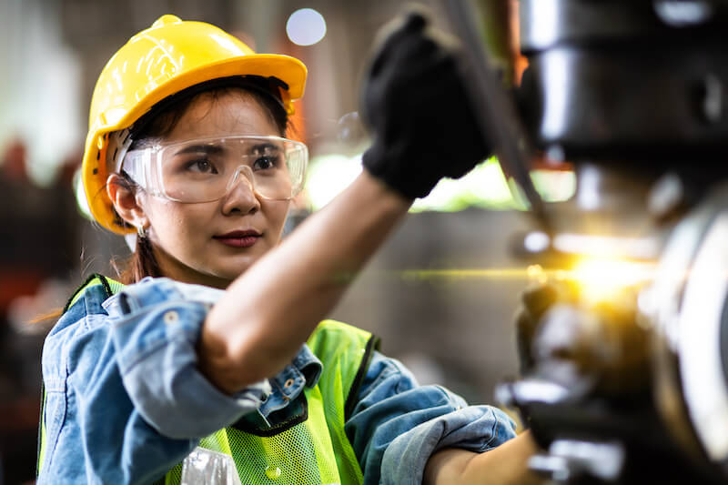 Advanced Manufacturing and Worker Safety