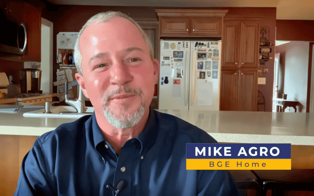 Mike Agro, BGE Home: A Video Case Study